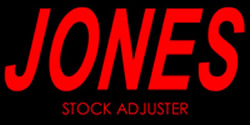 Jones Stock Adjuster